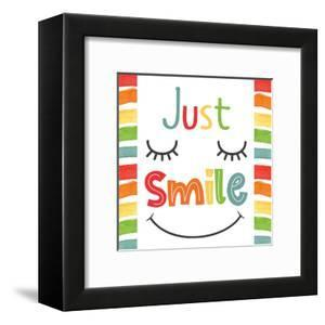 Just Smile by ND Art