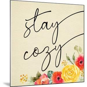Stay Cozy by ND Art