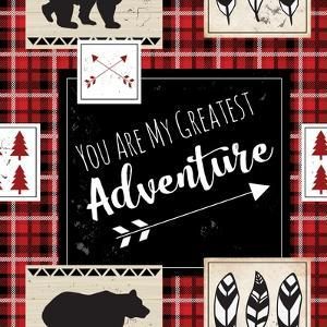 You are My Greatest Adventure by ND Art