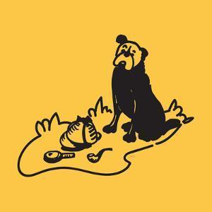 Curious Hound Of Baskervilles by NDTank