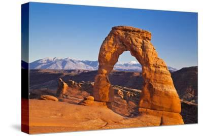 Delicate Arch, Arches National Park, Near Moab, Utah, United States of America, North America
