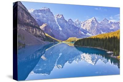Moraine Lake Reflections in the Valley of the Ten Peaks