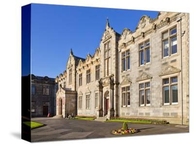 St. Salvator's Hall College Entrance