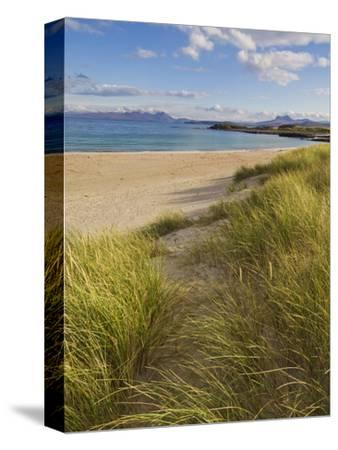 Sand Dunes and Dune Grasses of Mellon Udrigle Beach, Wester Ross, North West Scotland