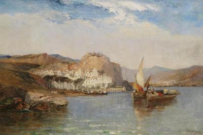 Near Amalfi, Gulf of Salerno, Italy, 1877-Arthur Joseph Meadows-Giclee Print