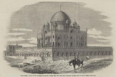 Near Delhi--Giclee Print