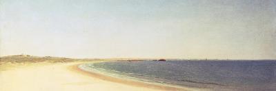 Near Newport-John Frederick Kensett-Giclee Print