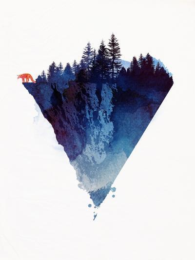 Near to the Edge-Robert Farkas-Art Print