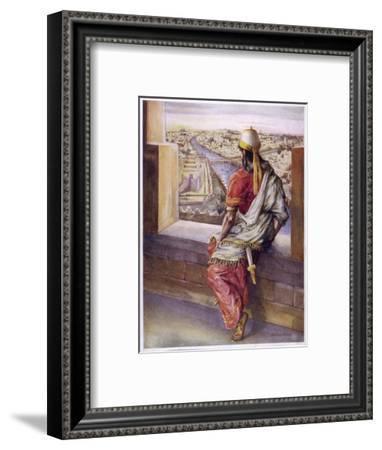 Nebuchadnezzar - Babylon--Framed Giclee Print