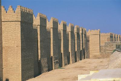 Nebuchadnezzar Palace--Photographic Print