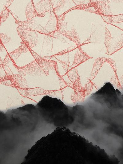 Nebula I- Sukhanlee-Giclee Print