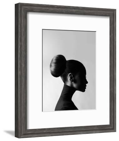 Neck Up-Design Fabrikken-Framed Photographic Print