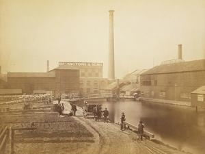 Neckinger Mills, Bermondsey, 19th Century