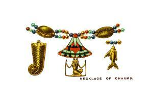 Necklace of Charms, 1923