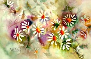 Dance of the Daisies by Neela Pushparaj