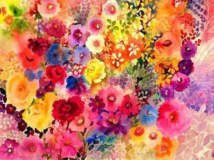 Red Carnation by Neela Pushparaj