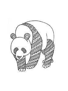 Animal Panda by Neeti Goswami