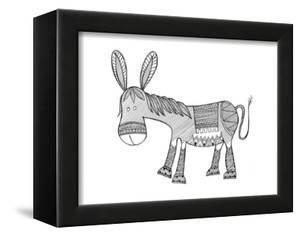 Animals Donkey by Neeti Goswami