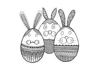Easter Bunny by Neeti Goswami