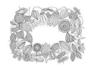 Label Pattern 5 by Neeti Goswami