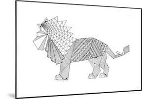 Origami 12 by Neeti Goswami