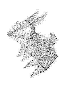 Origami 4 by Neeti Goswami
