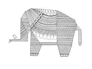 Origami 5 by Neeti Goswami