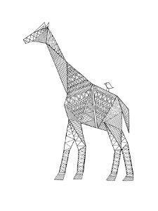 Origami 9 by Neeti Goswami