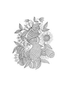Pattern 4 by Neeti Goswami