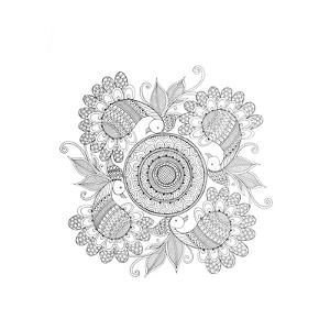 Pattern 9 by Neeti Goswami
