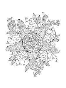 Shape Pattern 10 by Neeti Goswami