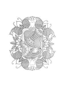 Shape Pattern 4 by Neeti Goswami