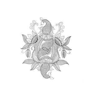 Shape Pattern 8 by Neeti Goswami