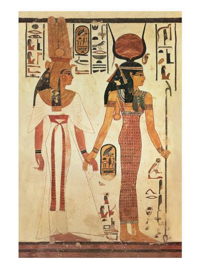 Nefertari--Premium Giclee Print
