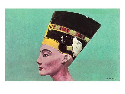 Nefertiti--Art Print