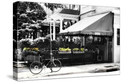 Neighborhood Diner I-Alan Hausenflock-Stretched Canvas Print