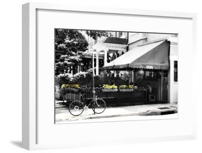 Neighborhood Diner I-Alan Hausenflock-Framed Photographic Print