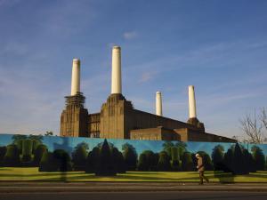 Battersea Power Station, London, England, UK by Neil Farrin