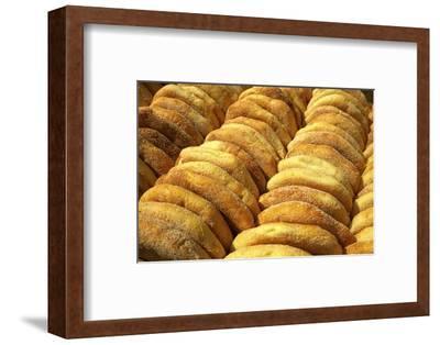 Freshly Baked Bread, Rabat, Morocco, North Africa, Africa