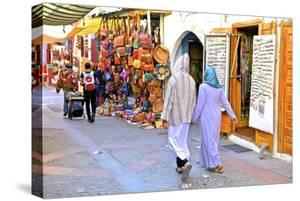 The Medina, Rabat, Morocco, North Africa, Africa by Neil Farrin