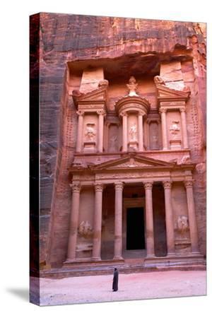 The Treasury, Petra, UNESCO World Heritage Site, Jordan, Middle East