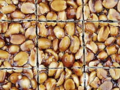 A Homemade Peanut and Caramel Bar by Neil Overy