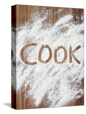 Word Cook in Flour