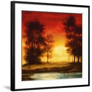 Evening Light II by Neil Thomas
