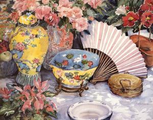 Oriental Splendor by Neil Waldman