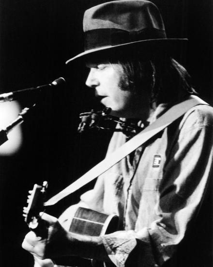 Neil Young--Photo