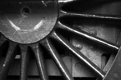 Metal Train Wheel