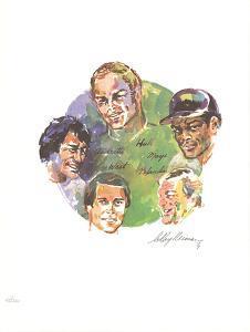 Sports Legends by Neiman Leroy