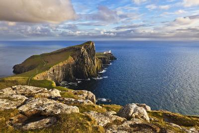 Neist Point and Lighthouse-Neale Clark-Photographic Print