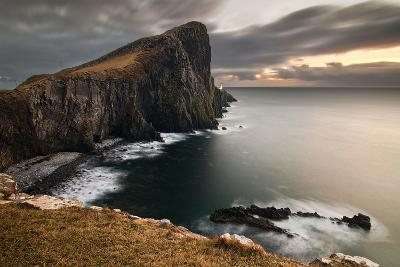 Neist Point-Image by Peter Ribbeck-Photographic Print